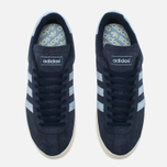 Кроссовки adidas Originals Topanga Collegiate Navy/Clear Sky/Off White фото- 4