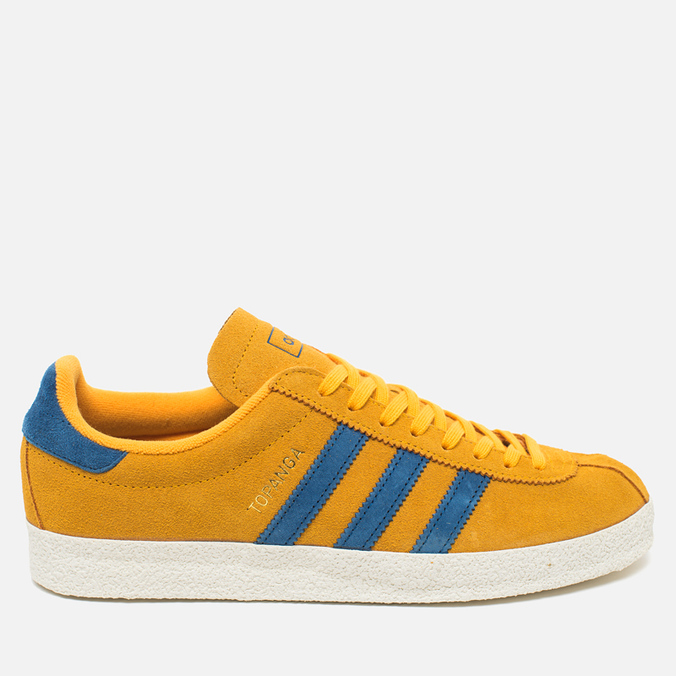 Кроссовки adidas Originals Topanga Gold/Dark Marine/Off-White