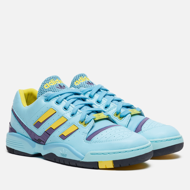 Мужские кроссовки adidas Originals Torsion Comp Clear Aqua/Light Aqua/Shock Yellow