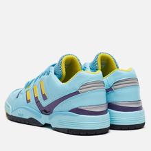 Мужские кроссовки adidas Originals Torsion Comp Clear Aqua/Light Aqua/Shock Yellow фото- 2