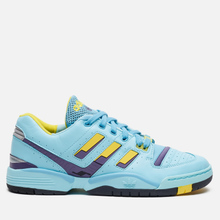Мужские кроссовки adidas Originals Torsion Comp Clear Aqua/Light Aqua/Shock Yellow фото- 3