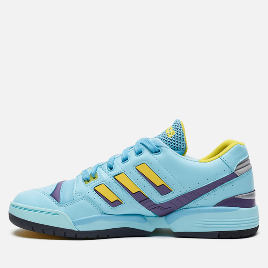 Мужские кроссовки adidas Originals Torsion Comp Clear Aqua/Light Aqua/Shock Yellow