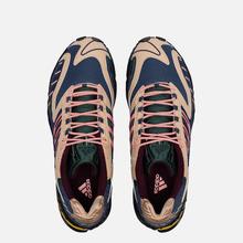 Мужские кроссовки adidas Originals Torsion TRDC Tech Indigo/Glory Pink/Collegiate Green фото- 1