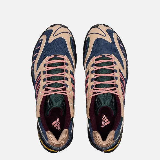 Мужские кроссовки adidas Originals Torsion TRDC Tech Indigo/Glory Pink/Collegiate Green