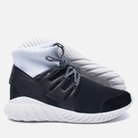 Мужские кроссовки adidas Originals Tubular Doom Core Black фото- 1