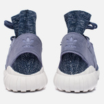 Мужские кроссовки adidas Originals Tubular Doom Primeknit Super Purple/Collegiate Navy/Vintage White фото- 3
