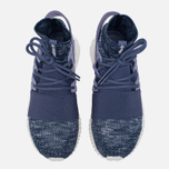 Мужские кроссовки adidas Originals Tubular Doom Primeknit Super Purple/Collegiate Navy/Vintage White фото- 4
