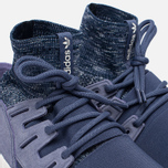 Мужские кроссовки adidas Originals Tubular Doom Primeknit Super Purple/Collegiate Navy/Vintage White фото- 5