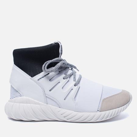 adidas Originals Мужские кроссовки Tubular Doom White/Black