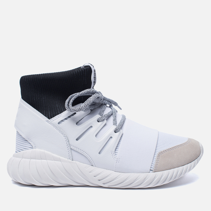 the latest 80064 771ad Мужские кроссовки adidas Originals Tubular Doom White/Black ...