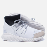 Мужские кроссовки adidas Originals Tubular Doom White/Black фото- 1