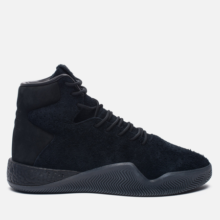 Мужские кроссовки adidas Originals Tubular Instinct Boost Core Black/Core Black/Vintage White