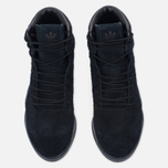 Мужские кроссовки adidas Originals Tubular Instinct Boost Core Black/Core Black/Vintage White фото- 4