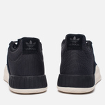 Мужские кроссовки adidas Originals Tubular Instinct Low Core Black/Core Black/Chalk White фото- 3