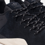 Мужские кроссовки adidas Originals Tubular Instinct Low Core Black/Core Black/Chalk White фото- 5