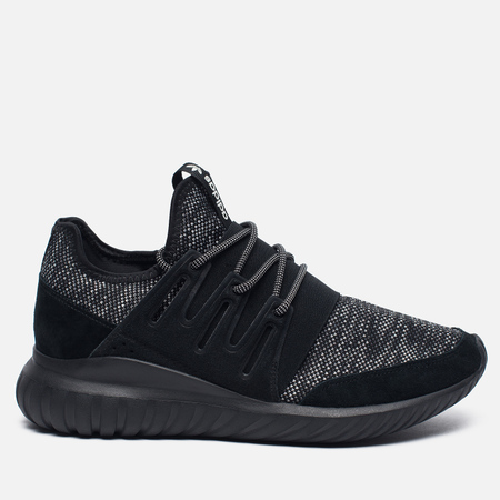 Мужские кроссовки adidas Originals Tubular Radial Antique Brass/Solid Grey/Clear Brown