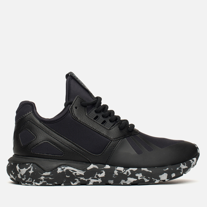 Мужские кроссовки adidas Originals Tubular Runner Core Black/Bold Onix