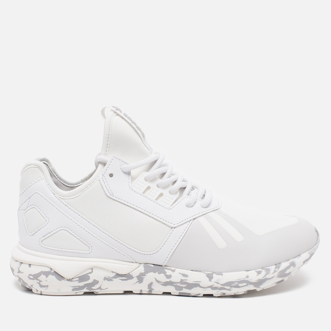 Мужские кроссовки adidas Originals Tubular Runner Vintage White/Clear Granite