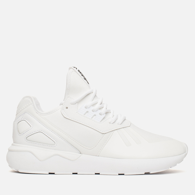 Мужские кроссовки adidas Originals Tubular Runner White/Core Black