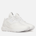 Мужские кроссовки adidas Originals Tubular Runner White/Core Black фото- 1