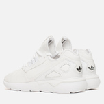 Мужские кроссовки adidas Originals Tubular Runner White/Core Black фото- 2