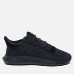 Мужские кроссовки adidas Originals Tubular Shadow Core Black/Black/Running White фото- 0