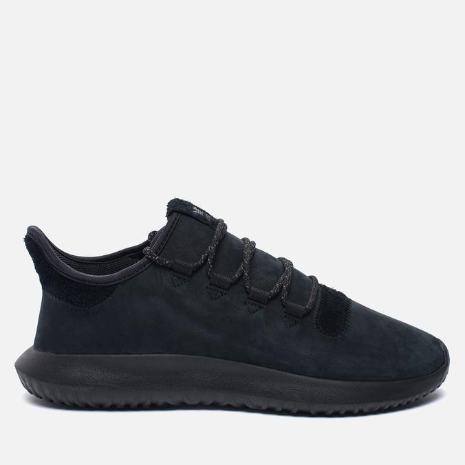 Мужские кроссовки adidas Originals Tubular Shadow Core Black/Black/Running White