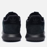 Мужские кроссовки adidas Originals Tubular Shadow Core Black/Black/Running White фото- 3