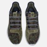 Мужские кроссовки adidas Originals Tubular Shadow Duck Camo Olive Cargo/White фото- 4