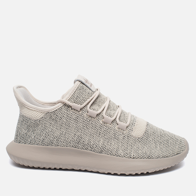 Мужские кроссовки adidas Originals Tubular Shadow Knit Beige/Brown