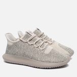 Мужские кроссовки adidas Originals Tubular Shadow Knit Beige/Brown фото- 2