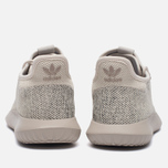 Мужские кроссовки adidas Originals Tubular Shadow Knit Beige/Brown фото- 5