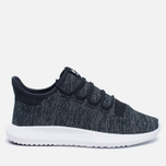 Мужские кроссовки adidas Originals Tubular Shadow Knit Core Black/Utility Black/Vintage White фото- 0