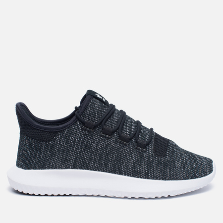 Мужские кроссовки adidas Originals Tubular Shadow Knit Core Black/Utility Black/Vintage White