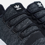 Мужские кроссовки adidas Originals Tubular Shadow Knit Core Black/Utility Black/Vintage White фото- 5