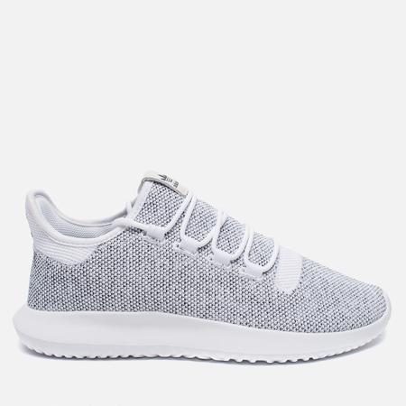adidas Originals Мужские кроссовки Tubular Shadow Knit White/Black