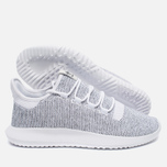 Мужские кроссовки adidas Originals Tubular Shadow Knit White/Black фото- 1