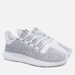 Мужские кроссовки adidas Originals Tubular Shadow Knit White/Black фото- 2