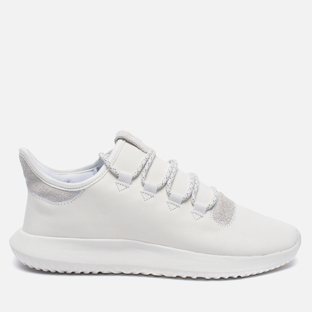 Мужские кроссовки adidas Originals Tubular Shadow White/White