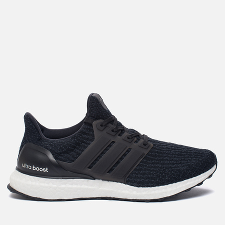 Мужские кроссовки adidas Ultra Boost 3.0 Core Black/Core Black/Grey