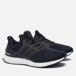 Мужские кроссовки adidas Ultra Boost 3.0 Core Black/Core Black/Grey фото- 2