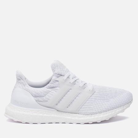 Мужские кроссовки adidas Originals Ultra Boost 3.0 Triple White