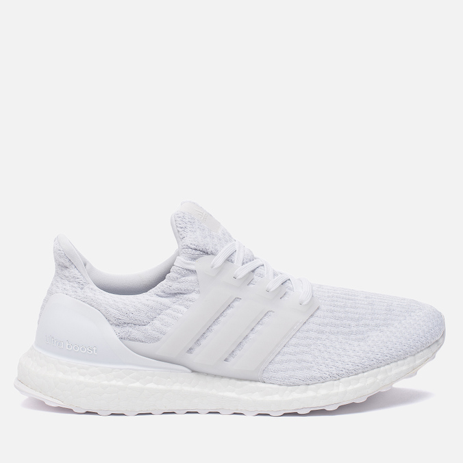 Мужские кроссовки adidas Ultra Boost 3.0 Triple White BA8841 a3a05b5a01012