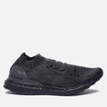 Мужские кроссовки adidas Ultra Boost Uncaged Triple Black фото- 0