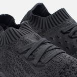 Мужские кроссовки adidas Ultra Boost Uncaged Triple Black фото- 3