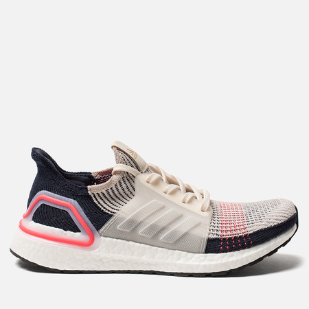 Мужские кроссовки adidas Performance Ultra Boost 19 Clear Brown/Chalk White/Cloud White