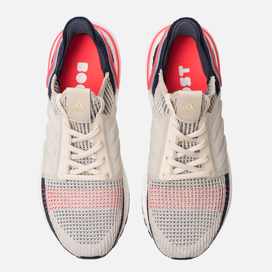 Мужские кроссовки adidas Performance Ultra Boost 19 Clear Brown/Chalk White/Cloud White