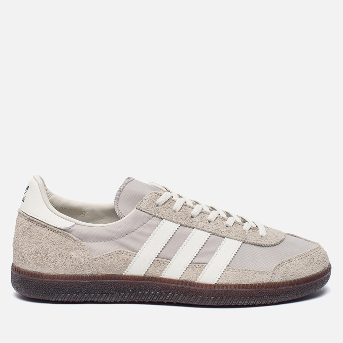 Кроссовки adidas Originals Wensley Spezial Clear Granite/Off White/Collegiate Navy