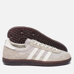 Кроссовки adidas Originals Wensley Spezial Clear Granite/Off White/Collegiate Navy фото- 1