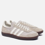 Кроссовки adidas Originals Wensley Spezial Clear Granite/Off White/Collegiate Navy фото- 2